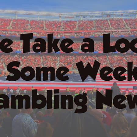 Legalized Gambling Weekly on Point