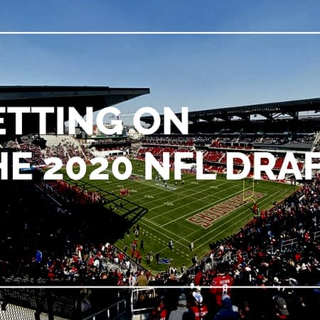 Betting on the 2020 NFL Draft