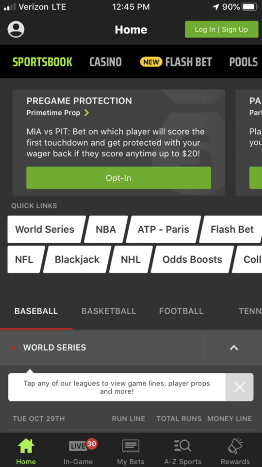 Using the DraftKings app in your favor
