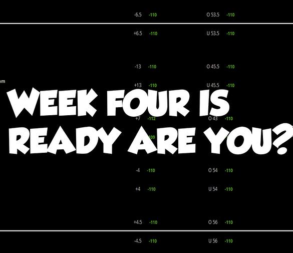 Week to Week Betting Is Tough