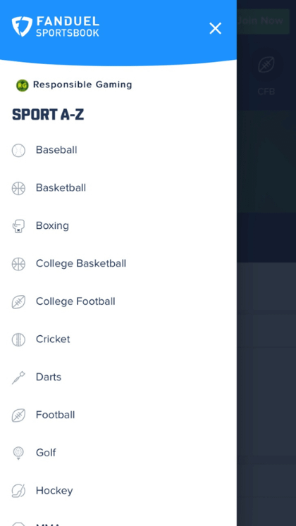 Download the FanDuel App Right Here